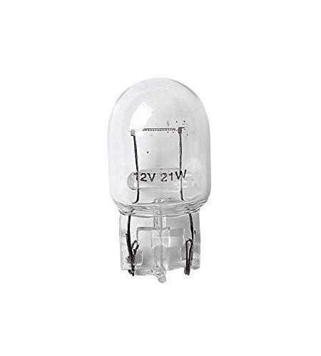 Lampa 58097 Lampada con Zoccolo Vetro, 12V, 21W, Confezioni da 2