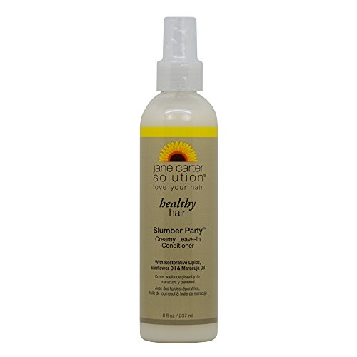 Jane Cater Healthy Hair Creamy Slumber Party Leave In Conditioner