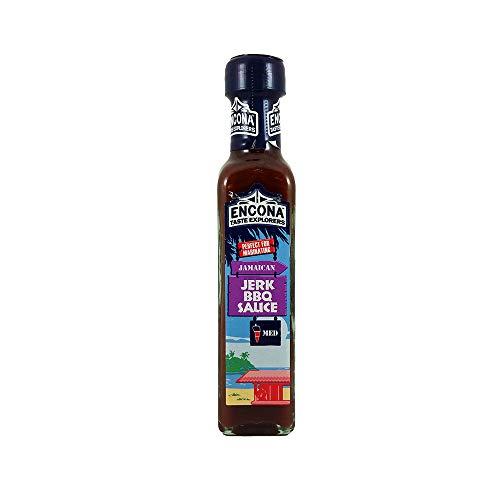 [ 142ml ] ENCONA Jamaican Jerk BBQ Sauce / Grill Sauce / Marinade