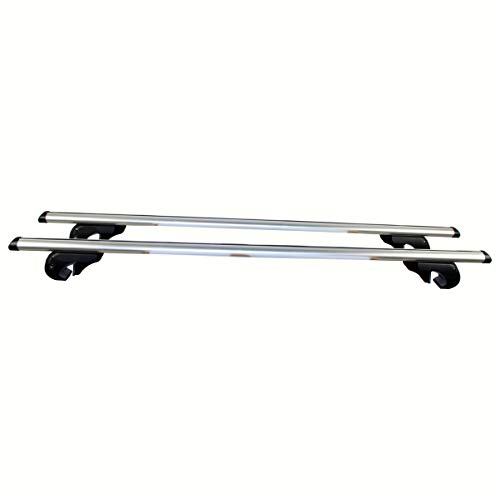 MaxxHaul 50220 52' Aluminum Roof Top Cross Bar Set-Pair