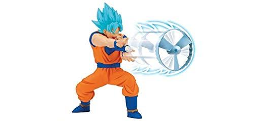 Dragon Ball Super - GOKU SS BLUE Figura Kamehameha (Bandai 35873)