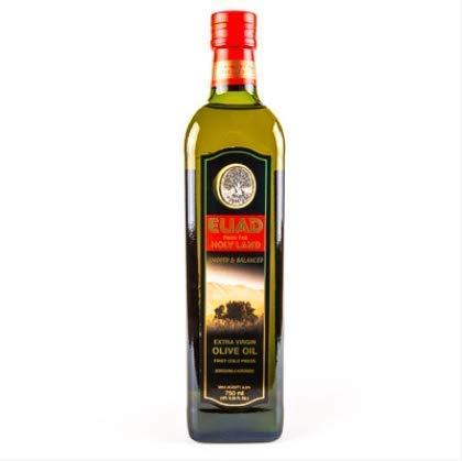 Eliad Extra Virgin Olive Oil - Smooth and Balanced Award winning