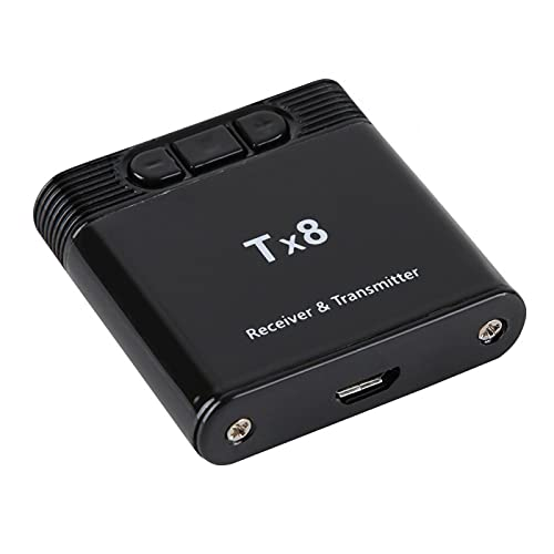 Surebuy Receptor Bluetooth 2 en 1 transmisor Receptor de Audio, para computadora de TV