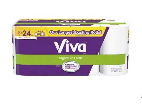 Viva Signature Cloth Paper Towels, …