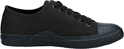 Calvin Klein Jeans Iaco Hombres Negro Zapatillas