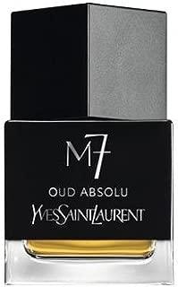 M7 Oud Absolu Cologne By Yves Saint Laurent Edt Spray 2.7 Oz Men