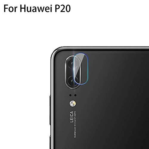 YANSHG® für Huawei P20/P20 Pro zurück Kameralinse gehärtetes Glas 2.5D 7.5H Anti-Scratch gehärteter Glas Protektor Schutzabdeckung