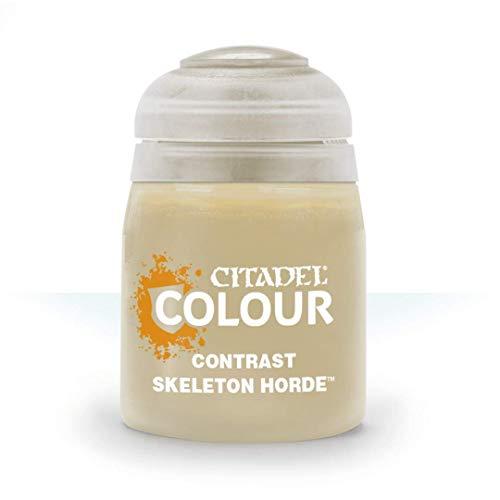 Games Workshop Citadel Colour: Contrast - Skeleton...