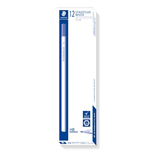 ステッドラー鉛筆ステッドラーホワイトHB103-HB