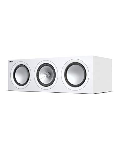Discover Bargain KEF Q250c Center Channel Speaker (Each, White)