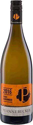 Weingut Pfannebecker Grauburgunder 2018 Öko Wein trocken (1 x 0.75 l)
