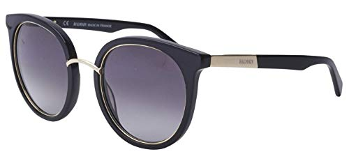 Balmain zonnebril BL2113-1-51 rechthoekig zonnebril 51, zwart