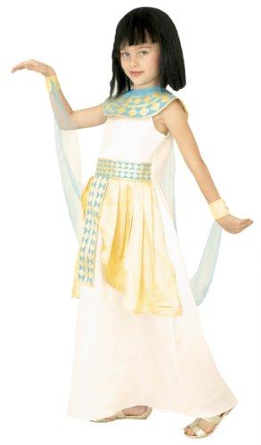 César - Disfraz de egipcia para niña, talla 5-7 años (F232-002)