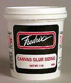 Fredrix Glue Sizing 1 lb. tub