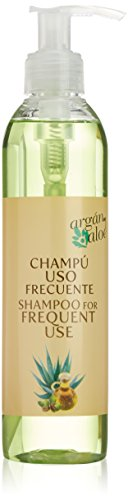 argan-aloe 70130 – Shampooing à usage des avec Aloe et Argan