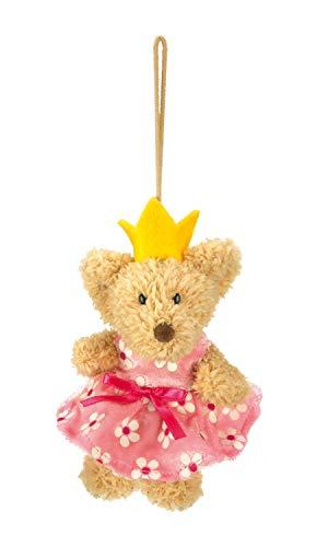 STEINBECK Lillebi Plüsch Prinzessin Kuscheltier 12 cm Plüschtier Maus Mädchen Kuschelmaus Kikibell