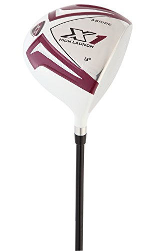 Aspire X1 Ladies Women's Complete Golf Club Set
