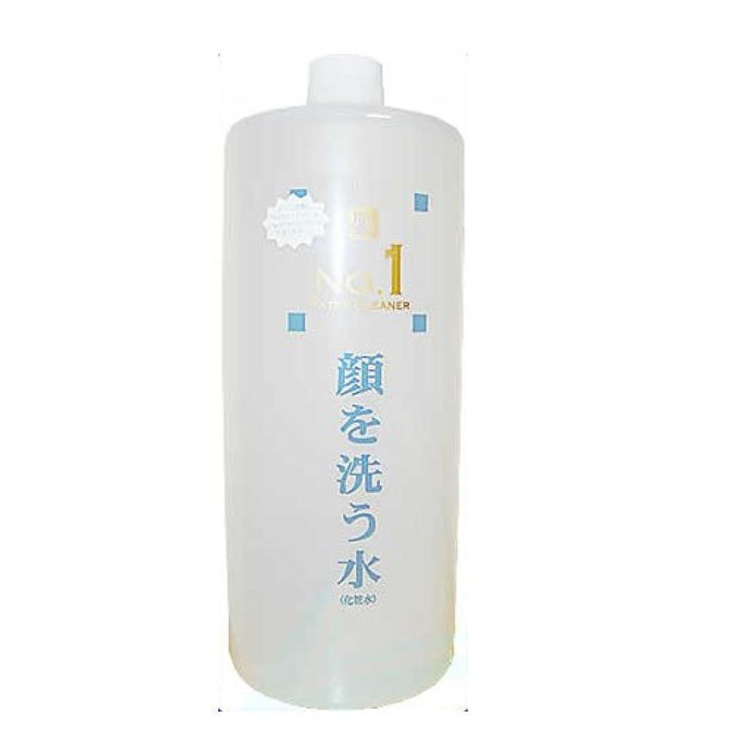 緩やかな最近無礼に顔を洗う水シリーズ No.1 1000ml