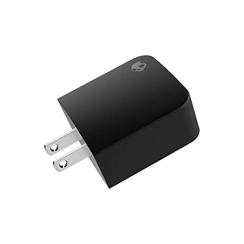 Skullcandy Fix Rapid AC Adapter with Dual USB Port - Black