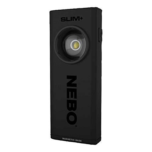 NEBO-IPROTEC NB6859 SLIM+ - LINTERNA PETACA 700LM + LASER Y POWERBANK