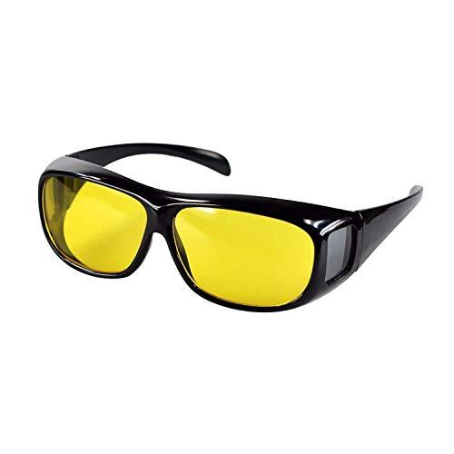Polarized Night Driving Over Glasses Anti-Glare UV 400 Protection for Men...