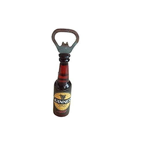 bisinisi Apriscatole Vintage Creative personalità Birra Apri Birrerie Drink Frigorifero Bar Bar Magnetic Sticker Decorazione