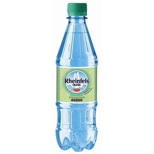 Rheinfels Quelle Medium natürliches Mineralwasser, 18er Pack (18 x 0.5 l) EINWEG
