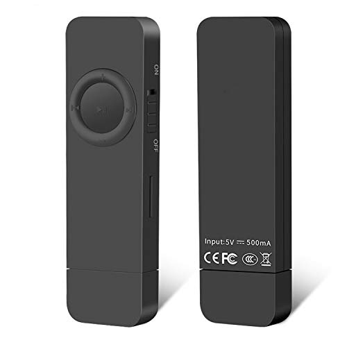 MP3 Player, Dyzeryk 8GB MP3 Player with USB Flash Drive, Portable HiFi Lossless Sound MP3 Music Player, Supports up to 64GB