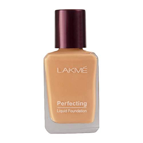 Lakme Perfecting Liquid Foundation, Coral, 27ml