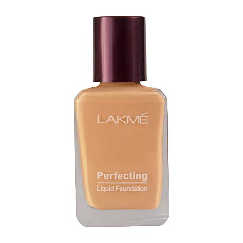Lakme Perfecting Liquid Foundation, Coral, 27ml