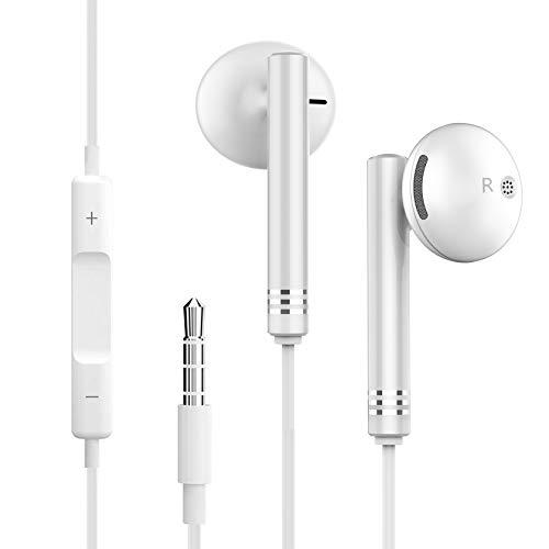 Kopfhörer/Ohrhörer/Headphones/Earphones/Earbuds/Headsets Kompatibel mit iPhone Ipod Ipad Samsung Huawei andere Smartphone