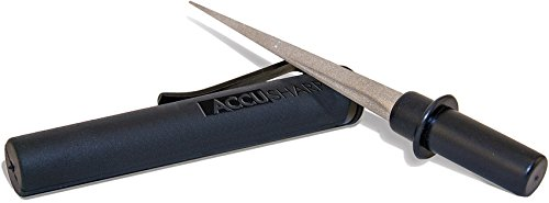 Accusharp ACCU-050C Diamond Compacte slijper, Zwart, 10 x 3 x 23 cm