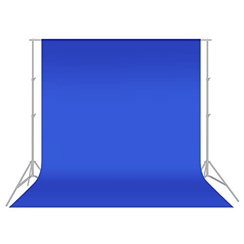 Neewer 3 x 3.6M  10 x12ft Photo Studio Premium Polyester Collapsible Backdrop Background Blue