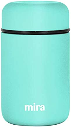 MIRA Lunch, Food Jar | Vacuum Insulated Stainless Steel...