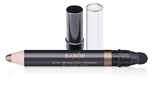 BABOR AGE ID Eye Shadow Pencil, 01 shiny rose, 1er Pack (1 x 2g)
