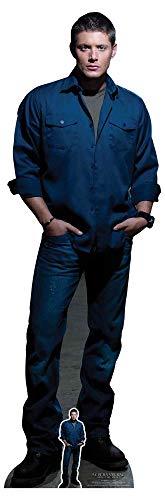 Supernatural Pappaufsteller Dean Winchester/Jensen Ackles enthält zusätzlich einen Tisch-Pappaufsteller gratis
