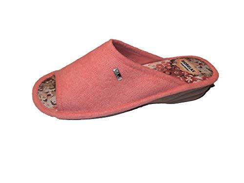 Zapatillas de Estar por casa/Mujer/Biorelax/Cuña 3cm