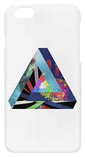 Penrose Triangolo UN & B sott'acqua Iphone 6, 6S Custodia Rigida in Plastica per Telefono Hard Plastic Cover