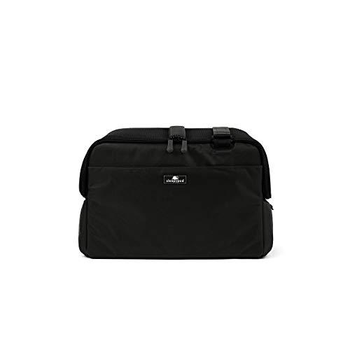 Sleepypod Atom Transporttasche für Haustiere, Tiefschwarz