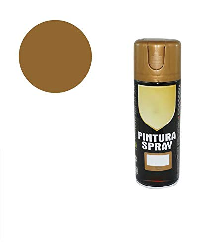 8567 Pintura Spray Dorado 400 Ml