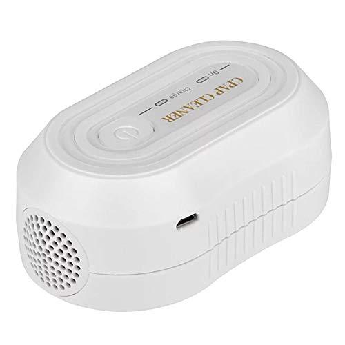 Mini Type Cleaner Adapter Fit Draagbare Oplaadbare Ozon Cleaning Machine Bundle, Met Carbon Filter Universele Adapter En Sanitizer Bag, Voor Luchtzuivering, Verwijderen Geur