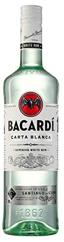Bacardi Ron Carta Blanca Superior (1x 1l)