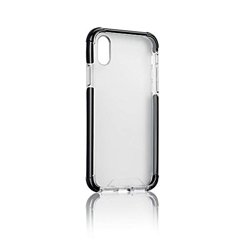 aiino - Custodia AntiShock per iPhone Xs / X - Nero