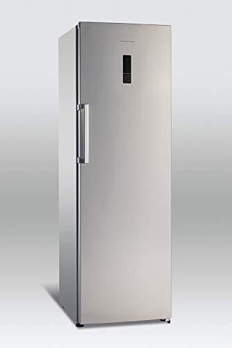 Refrigerador Acero Inox 1 puerta, 185 CM 360l De Capacidad A++ No Frost sentido de puerta Intercambiable.