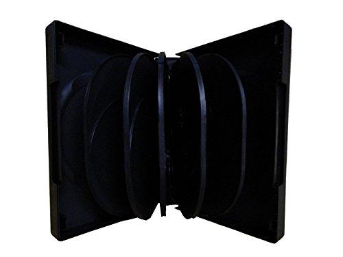 4 DVD Hüllen / 12fach 12er / Box für 12 Disc