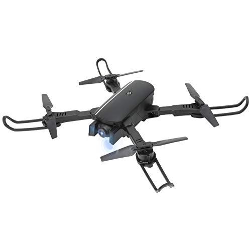 SALUTUYA 1808 Plegable Mini Drone Plegable Gran Angular RC Drone Posicionamiento de Flujo óptico Aventura al Aire Libre Adultos y niños con cámara 1080P