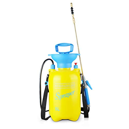Sprayers 5L tuin werf onkruid druk sproeier water ketel hoge druk auto wassen water kan pomp druk sproeier blikjes