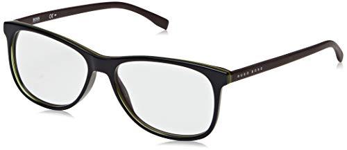 Hugo Boss Boss 0763 QHU 55 Gafas de sol, Azul (Blue Burgund), Hombre