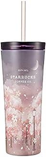 Starbucks スターバックス 2021 SS ステンレス さくら 桜道 フィニー コールドカップ タンブラー SS Blossom road phinney coldcup 473ml(16oz) 海外限定品 日本未発売 スタバタンブラー