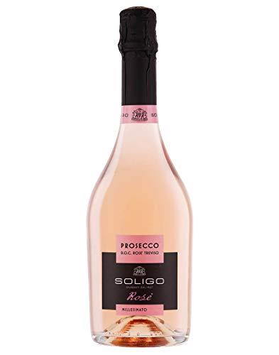 Prosecco Treviso Rosé DOC Soligo Cantina Colli del Soligo 2020 0,75 L